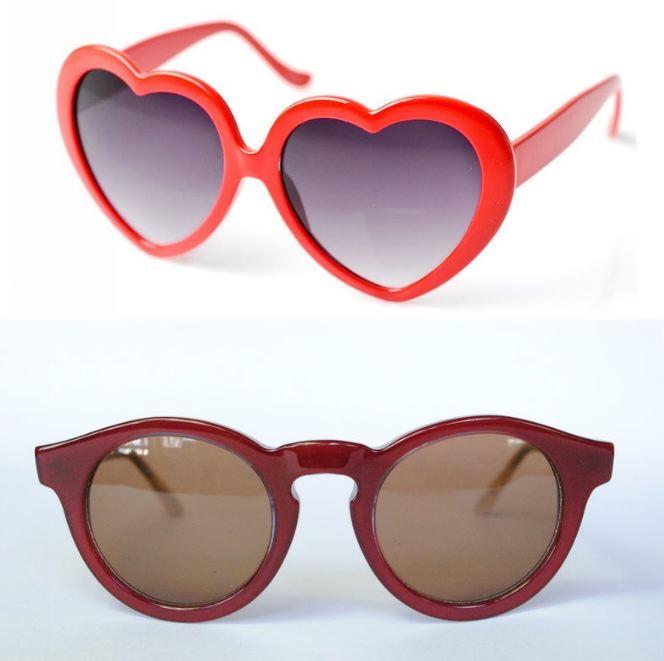 Óculos para as celebridades e para a gente também!