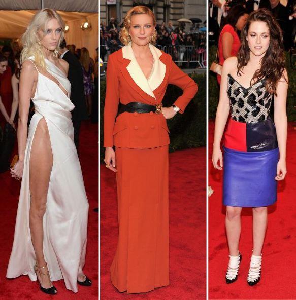 tapete vermelho met gala 2012 - looks das famosas - blog de moda