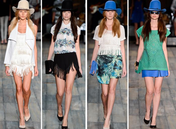 Fashion Rio desfile 2nd Floor verão 2013