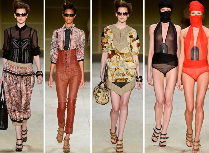 Fashion Rio desfile Alexandre Herchcovitch verão 2013