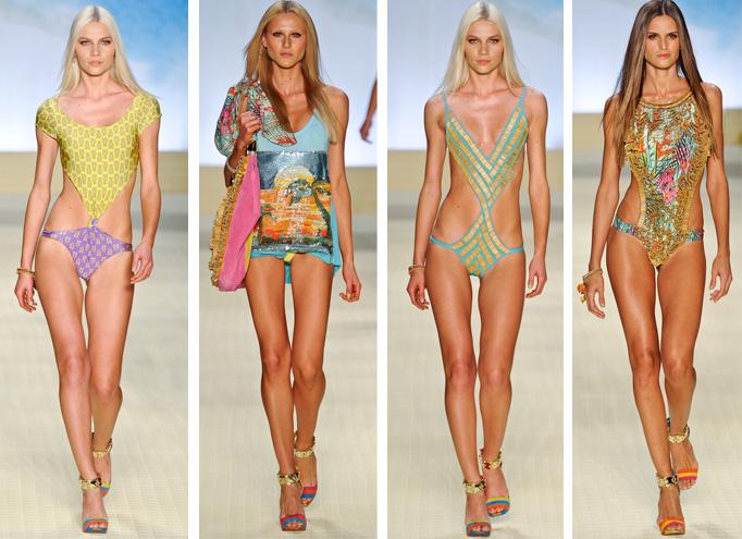 desfile fashion rio verão 2012 coleção cia marítima