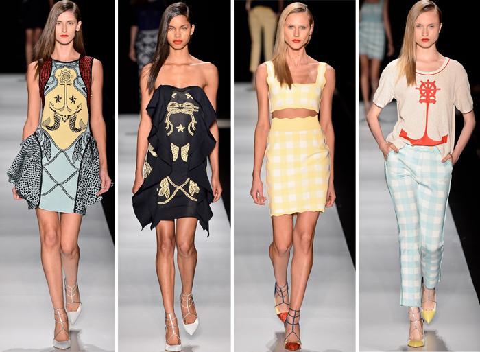 Fashion Rio desfile Coven verão 2013
