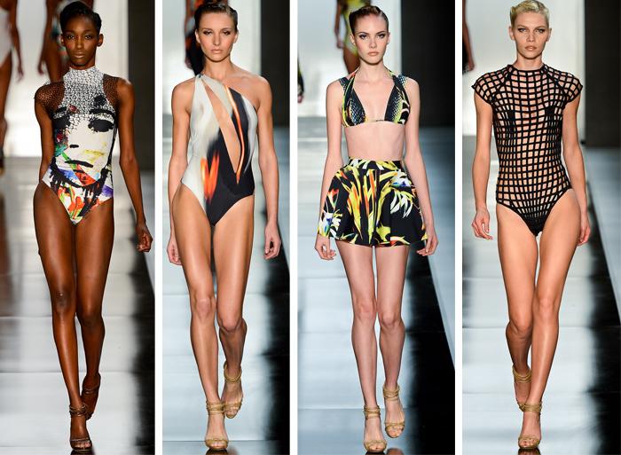 Fashion Rio desfile lenny verão 2013