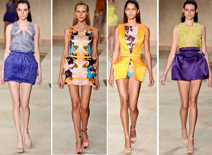 Fashion Rio desfile Maria Bonita Extra verão 2013