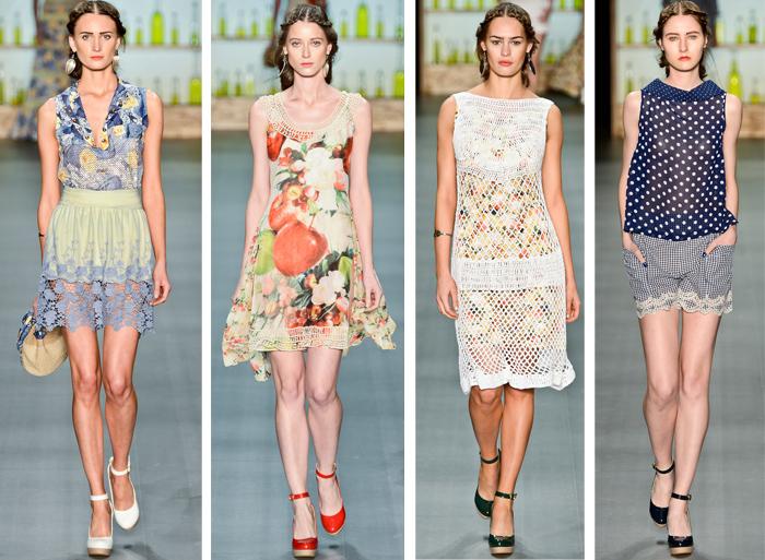 Fashion Rio desfile Nica Kessler verão 2013