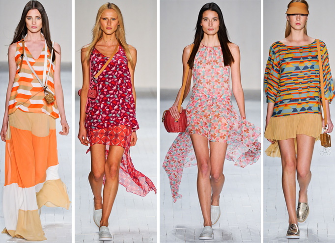 desfile fashion rio verão 2012 coleção totem
