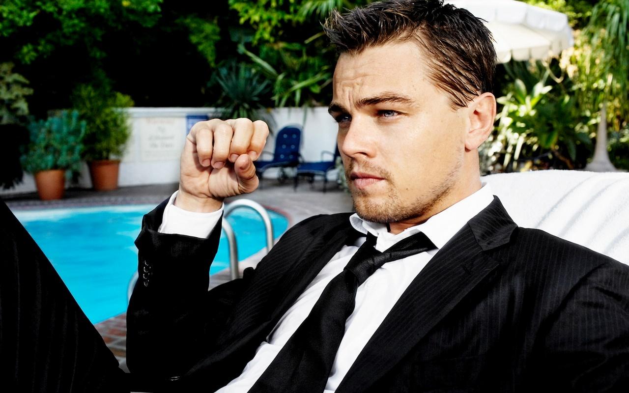 Leonardo dicaprio estrela do filme o grande gatsby