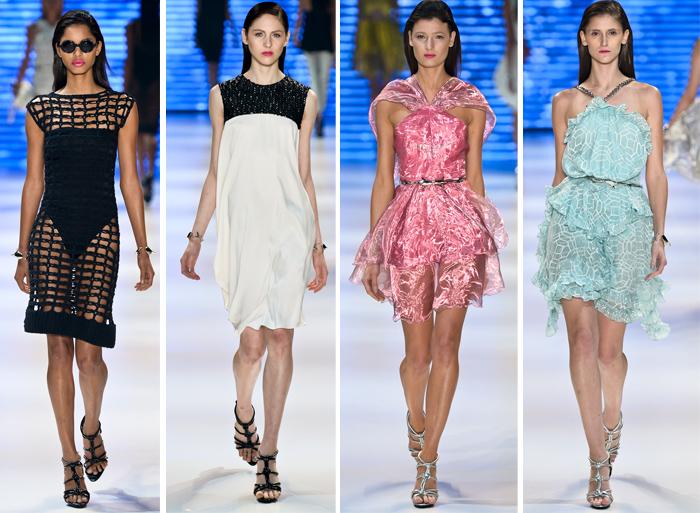 desfile São Paulo Fashion Week verão 2013 iodice SPFW moda blog