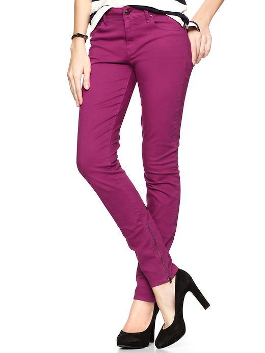 Wishlist: coturno, calça skinny colorida e blazer