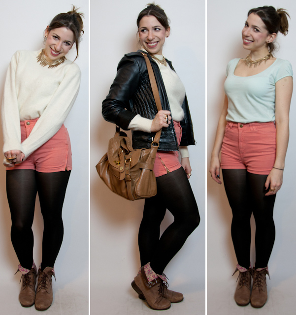 Luta do Dia: hotpants e candy colors!