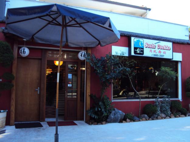 Sushi Guekko, melhor restaurante japonês buffet sushi. São Paulo. Onde comer sushi