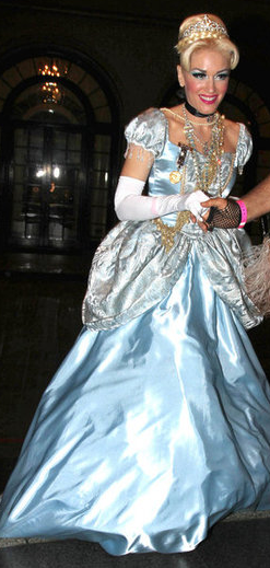 Gwen Stefani - ideias de fantasias de halloween - blog de moda