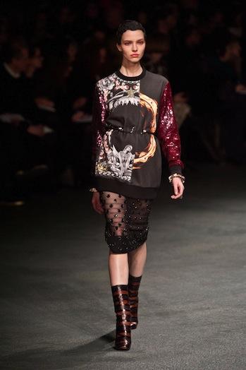 Desfile Chloe - Paris Fashion Week RTW 2013 - notícias de moda