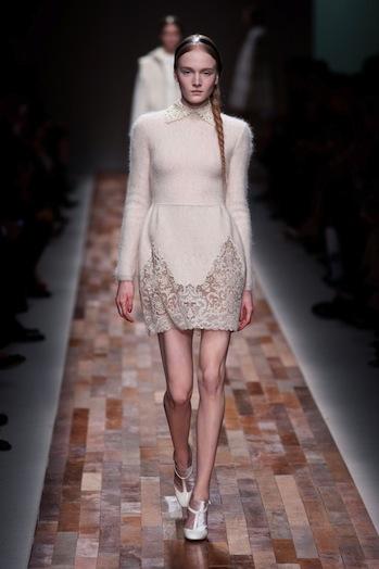 Desfile McQueen - Paris Fashion Week RTW 2013 - notícias de moda