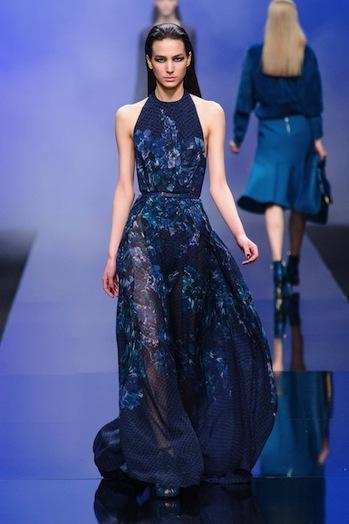 Elie Saab - Paris Fashion Week RTW 2013 - notícias de moda