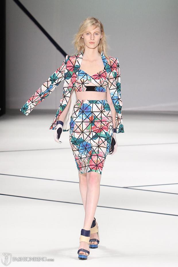 Ginger & Smart - coleção shapeshifter - primavera/verão 2013 australian fashion week - blog de moda