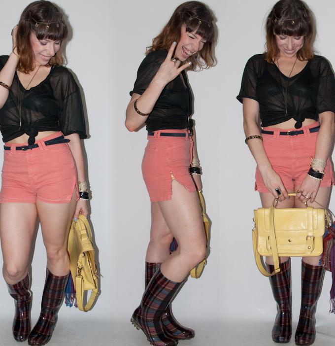 look do dia lollapalooza - o que vestir festival de musica - blog de moda