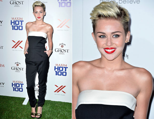 look Miley Cyrus Valentino - blog de moda