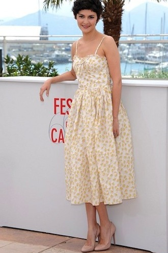 looks das famosas:  Audrey Tatou Valentino Cannes - blog de moda 2