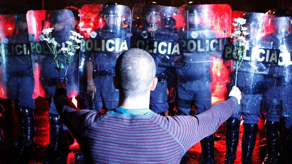 A Luta de hoje é pelo nosso país: Movimento Passe Livre