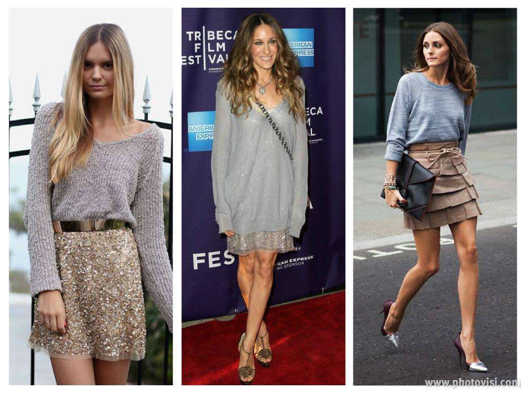 Dicas de Moda: Como usar suéter de tricô