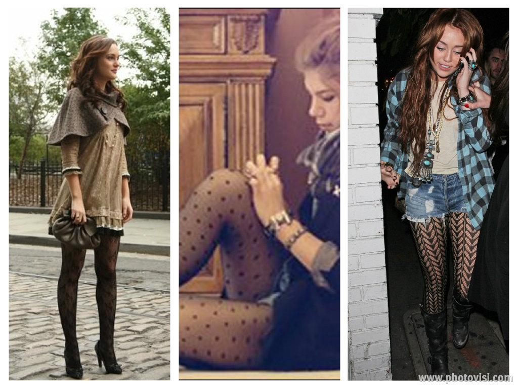 como usar meia-calça texturizada - blog de moda