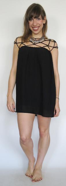 como usar vestido geométrico - look do dia - blog de moda