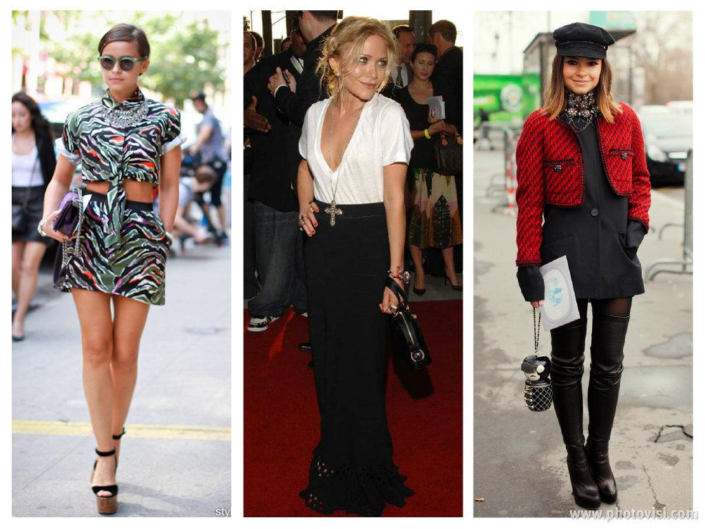 Dicas de moda e looks para baixinhas que querem parecer mais altas - blusas e casacos
