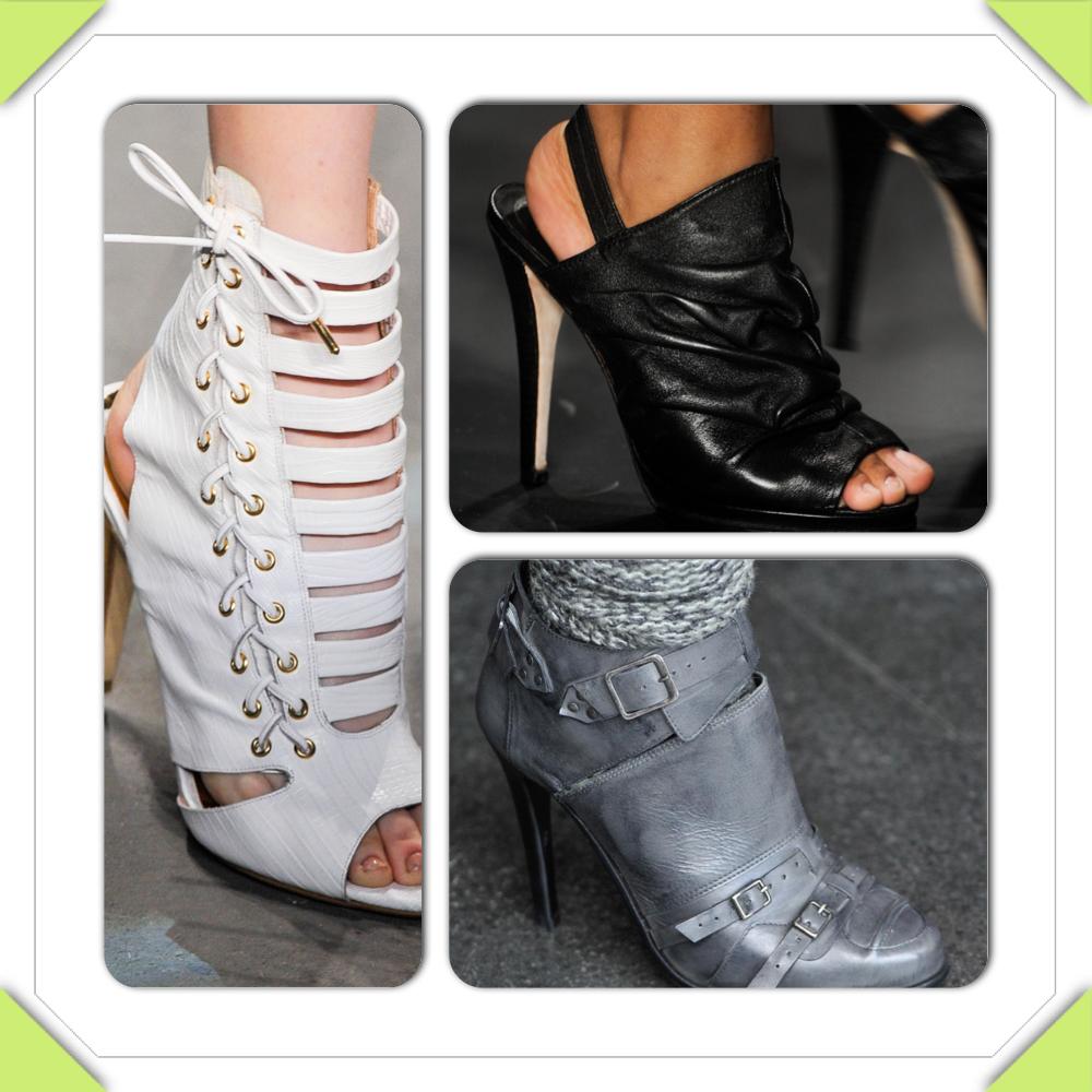 Moda: Tendências de calçados para o inverno 2014