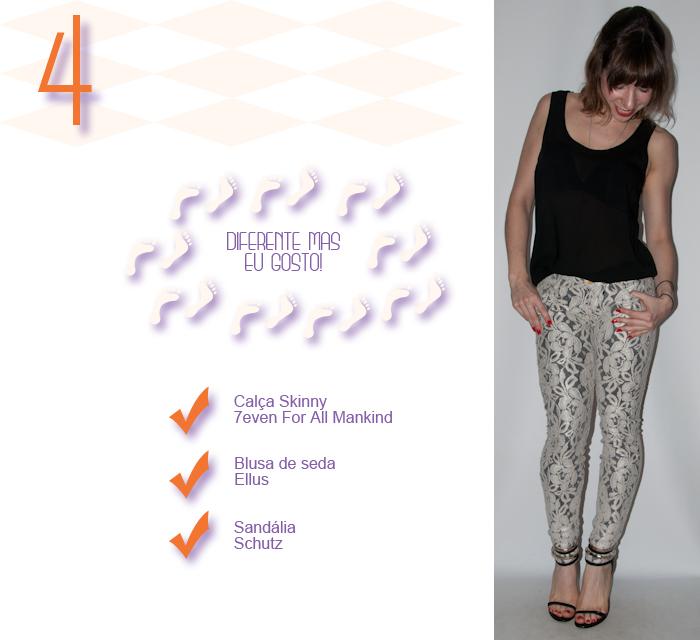 Look do dia- calça skinny de renda - blog de moda 4