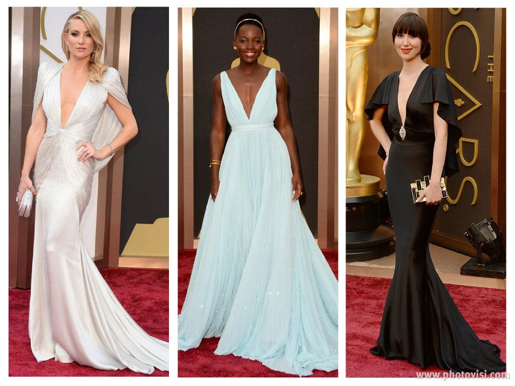 Looks das celebridades no Oscar 2014 - Os acertos 2