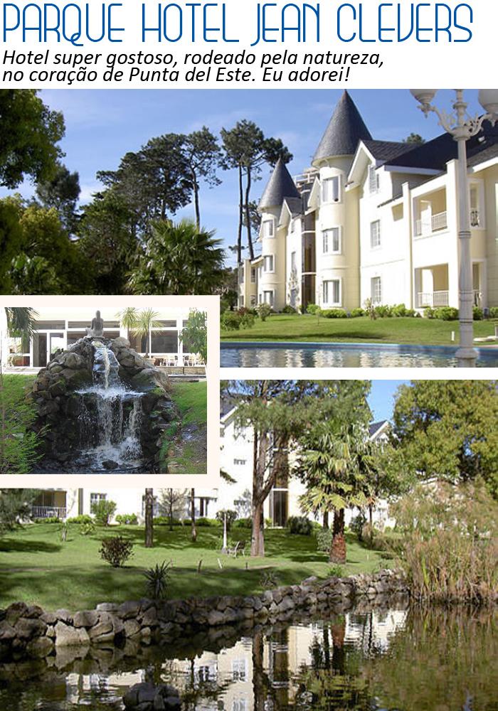 Parque Hotel Jean Clevers Punta del Este
