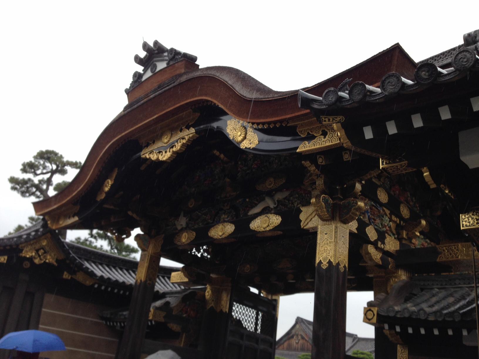 Dicas de Kyoto - Viagem para o Japão - Castelo Nijo