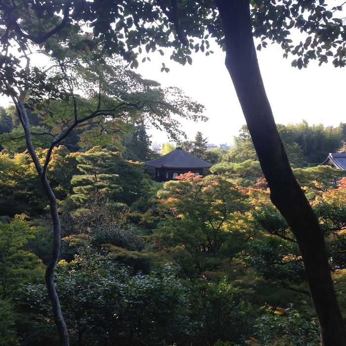 Dicas de Kyoto - Viagem para o Japão - templo de prata 2