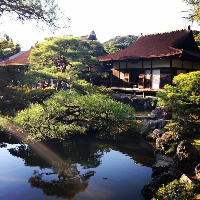 Dicas de Kyoto - Viagem para o Japão - templo de prata