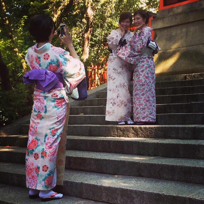 Dicas de Kyoto - viagem para o Japão - 10 mil toris7