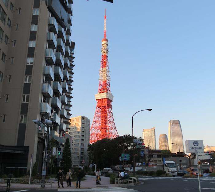 Dicas de Tóquio - Tokyo Tower