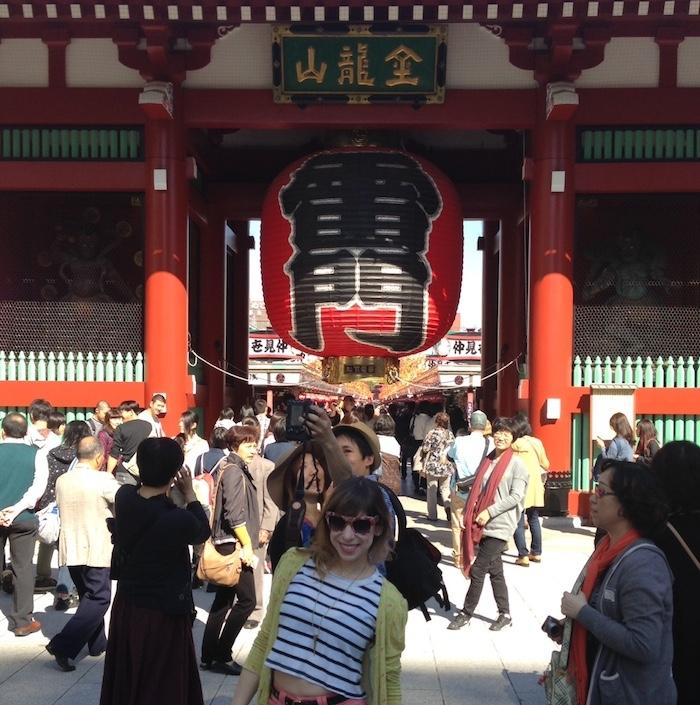 Dicas de Tóquio - Viagem para o Japão - Senso-ji