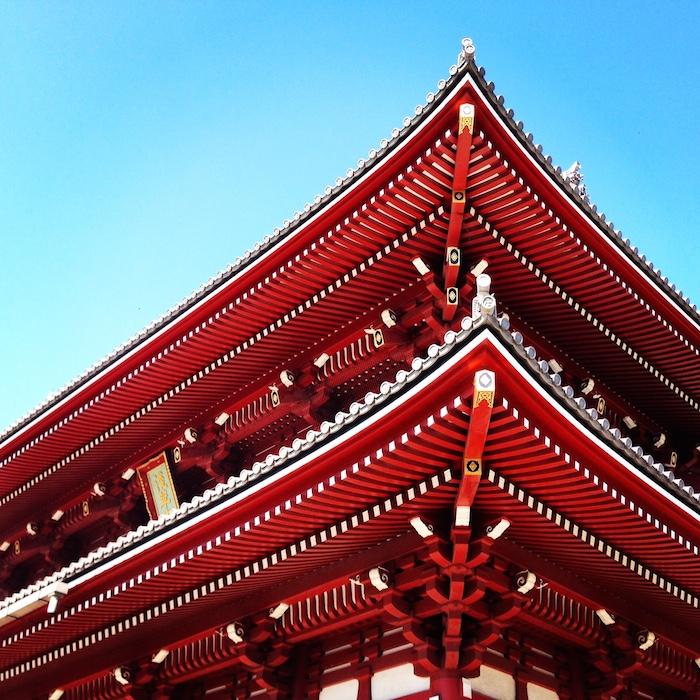 Viajem para o Japão - Senso-ji
