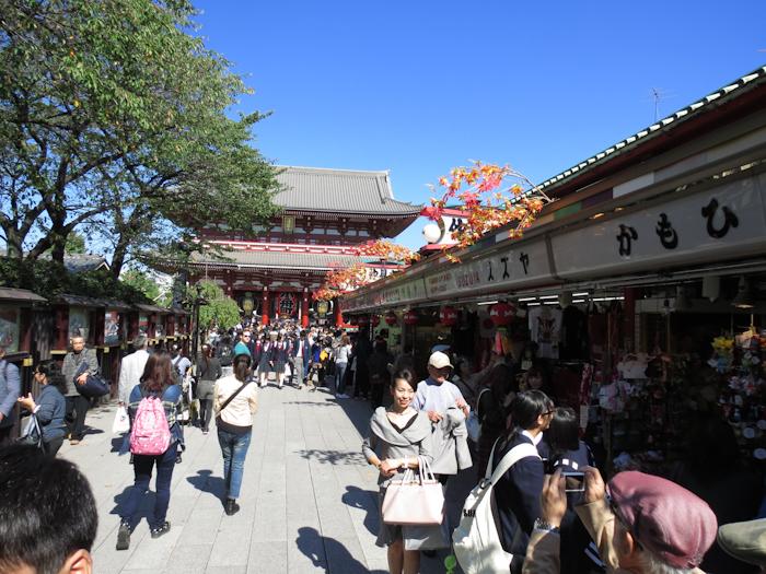 Dicas de Tóquio - viagem para o japão -senso-ji 4