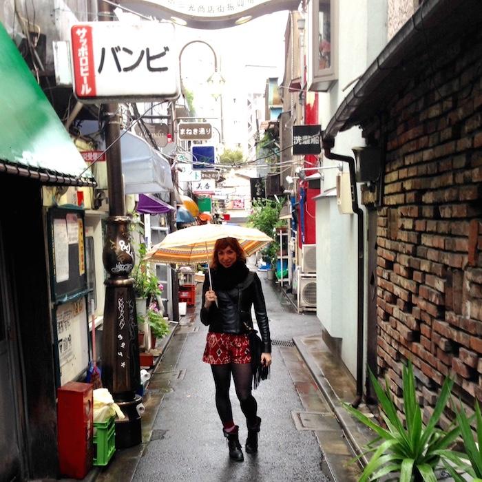 Dicas de Tóquio - viagem para o japao - golden gai