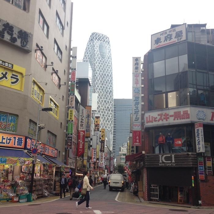 Dicas de Tóquio - viagem para o japao - shinjuku2