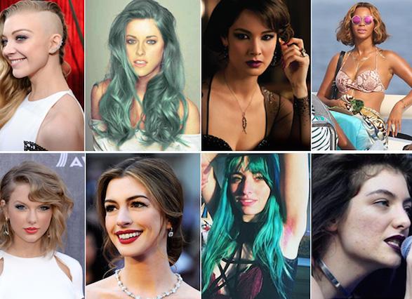As 8 maiores tendências de beleza de 2014 destaque