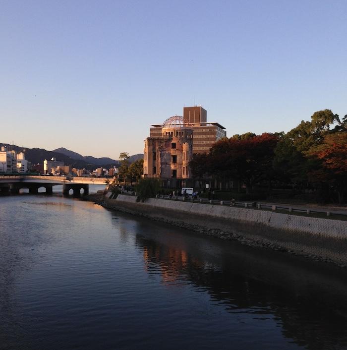 Dicas do Japão - Hiroshima - ground 0 - 2