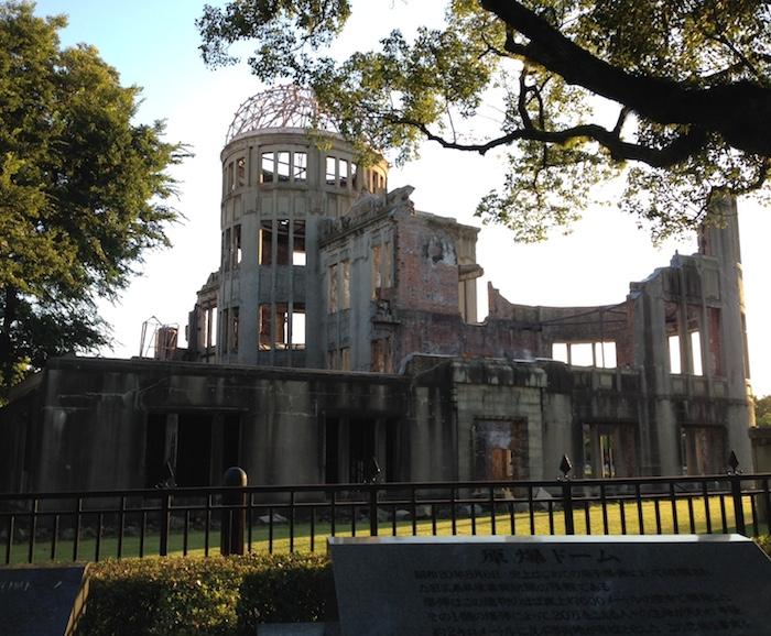 Dicas do Japão - Hiroshima - ground 0