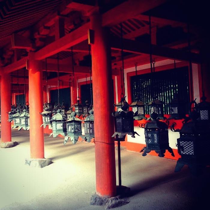 Dicas do Japão - Nara - Kazuga Taisha