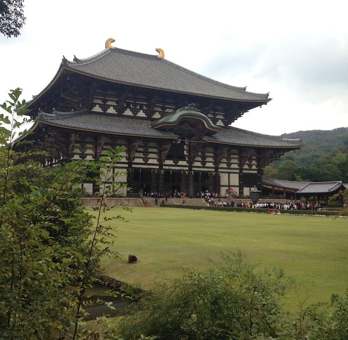 Dicas do Japão - Nara - Todai-ji