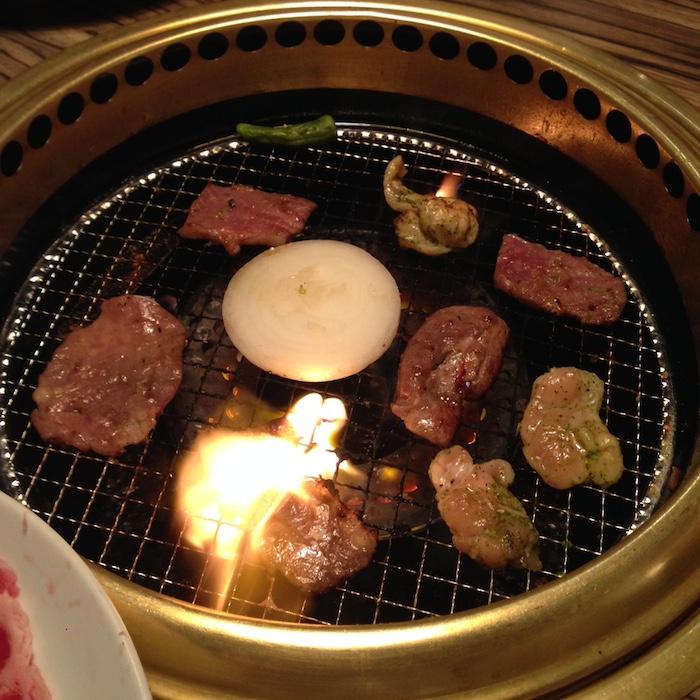 Dicas do Japão - barbecue japonês
