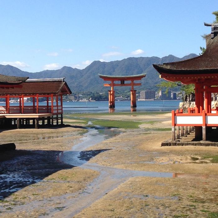 Dicas do Japão - hiroshima - miyagima