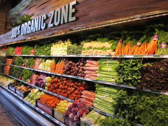 Whole Foods Market - lista de compras EUA